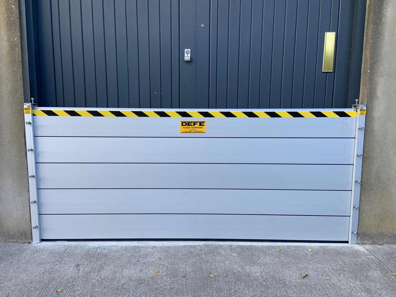 Flood barrier 2
