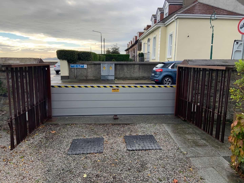 Flood barrier 5